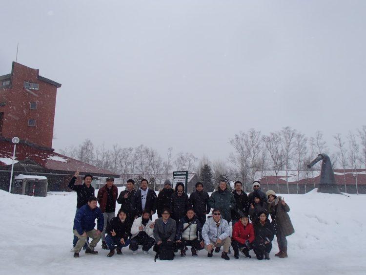 H29年2月11・12日北海道慰安旅行1