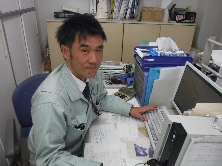 スタッフ紹介:久保 信之