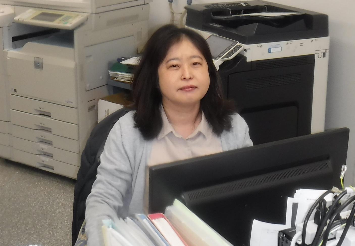 スタッフ紹介:青木 志津子